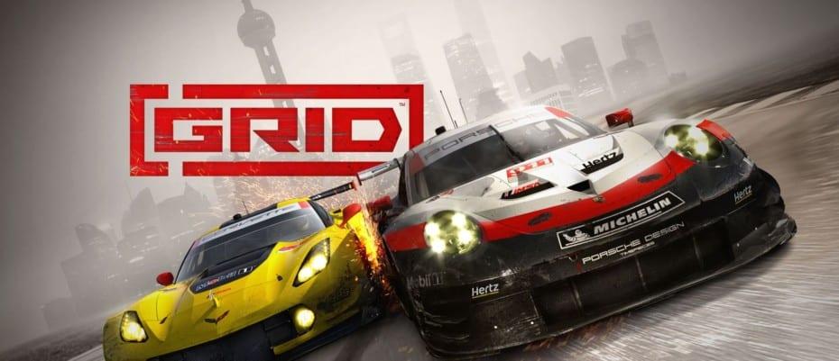 GRID ya tiene fecha de lanzamiento y trailer oficial