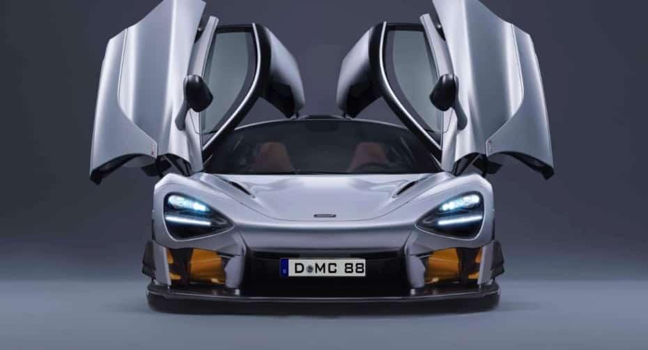 DMC nos muestra su McLaren 720s de 1000 CV cargado de fibra de carbono