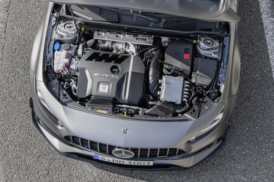 Mercedes-AMG pone en jaque a Audi con su nuevo motor 2.0 turbo de 421 CV