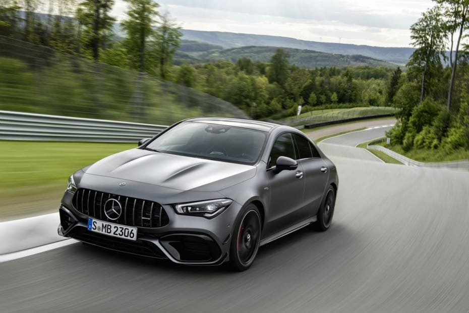 Mercedes-AMG A 45 4MATIC+ y CLA 45 4MATIC+: Un 2.0 turbo de hasta 421 CV
