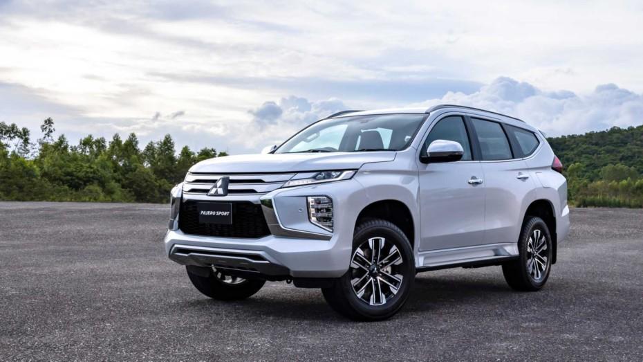 ¡Oficial! Así es el renovado Mitsubishi Montero Sport 2020: No lo verás por aquí