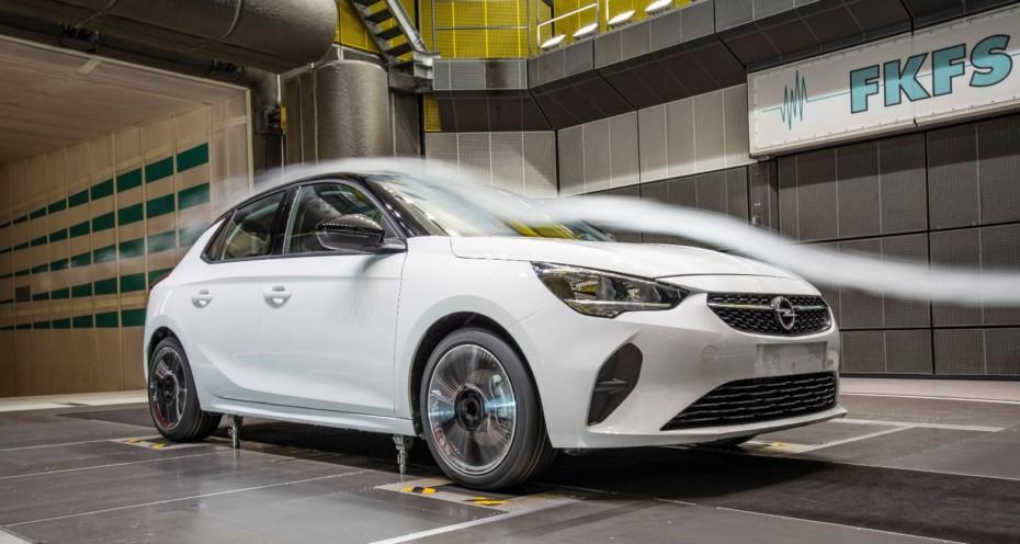 Opel dice que el nuevo Corsa tendrá una aerodinámica superior a la de sus rivales