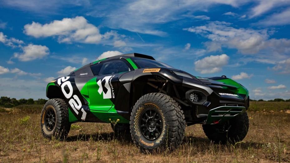 Así es el Odyssey 21: El primer prototipo para la Extreme E, la Fórmula E SUV que verás en 2021