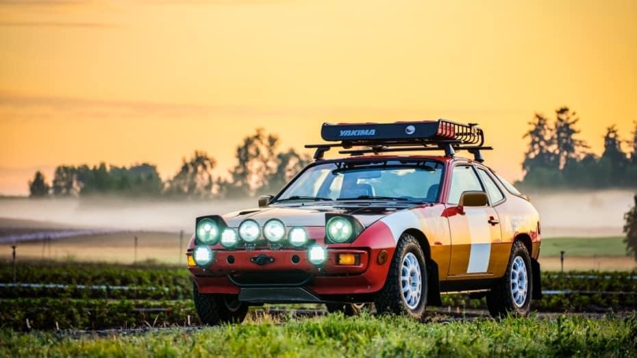 ¡Joya a la venta! No es un 911 Safari, pero este Porsche 924S Baja Rally Car único es un chollo