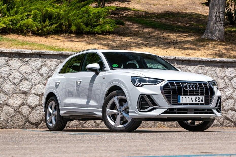 Prueba Audi Q3 S-line 35 TDI 150 CV quattro 2019: Un rival duro de pelar