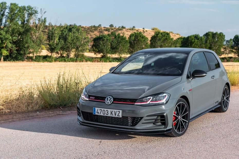 Prueba Volkswagen Golf 3p GTI TCR 290 CV 2019: El Golf con el que soñábamos se ha hecho realidad