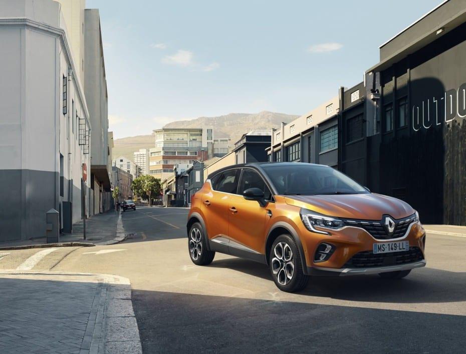 ¡Oficial! Renault Captur 2020: Llegará pisando fuerte y con versión híbrida-enchufable