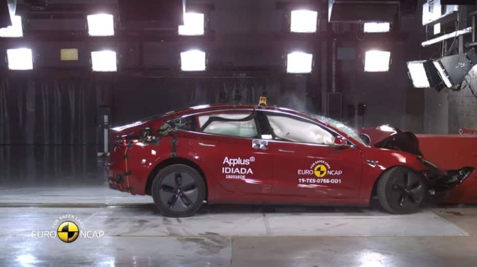 Nueva tanda de pruebas Euro NCAP: Model 3, Ceed, DS3 Crossback, Scala, GLE y Clase B