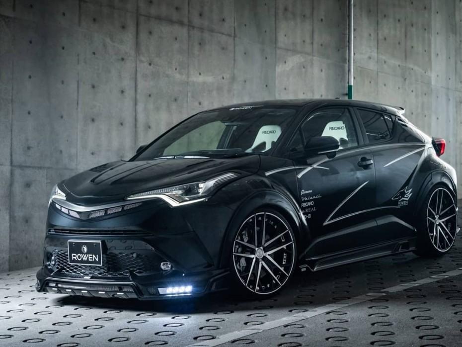 Si el Toyota C-HR te parece demasiado «europeo», ojo a este propuesta al más puro estilo JDM