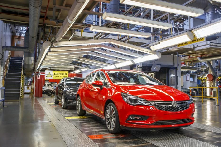 PSA podría cerrar la planta de Opel/Vauxhall en Reino Unido