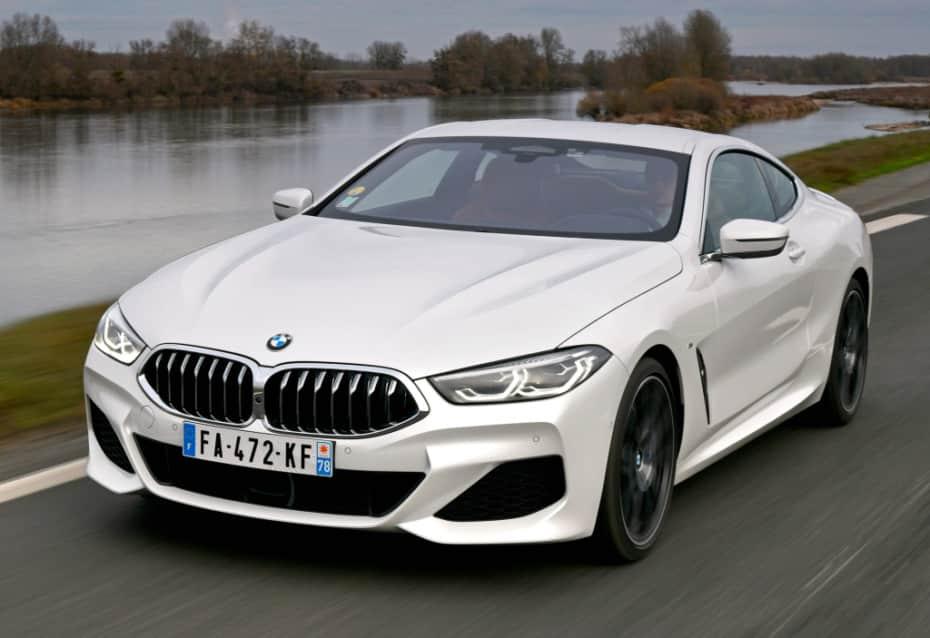 Aterriza en España el nuevo BMW 840i