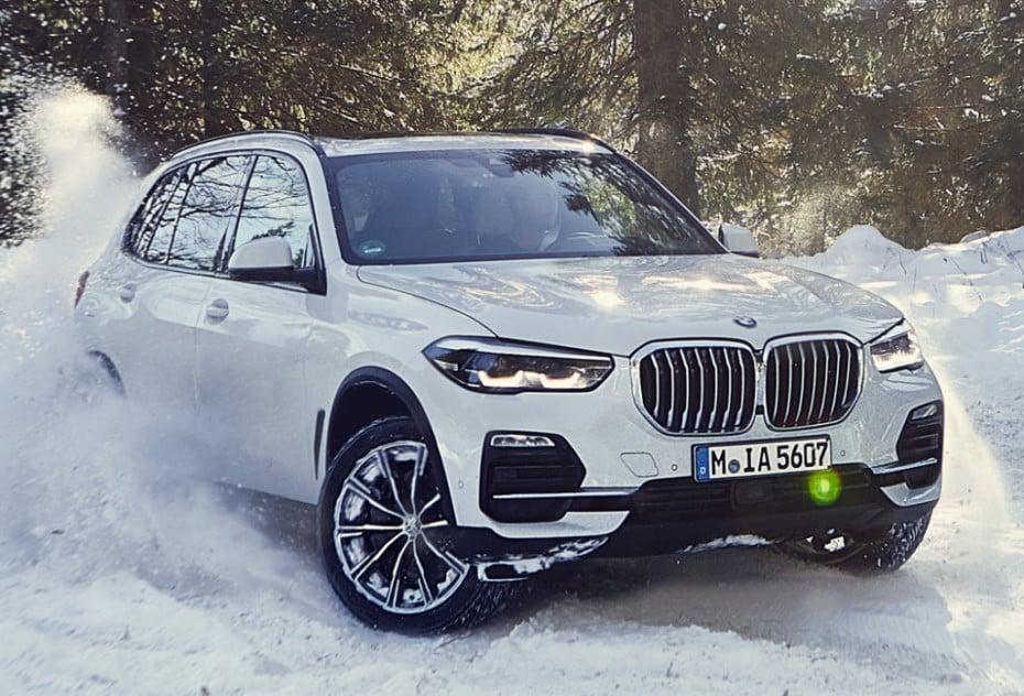 Ya a la venta el BMW X5 híbrido: Con etiqueta CERO