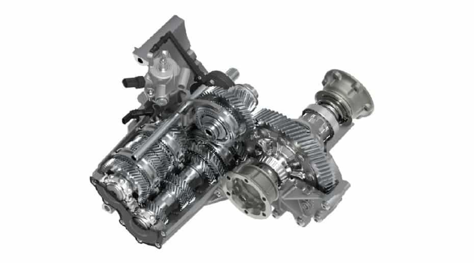 Así es la nueva caja de cambios MQ281 de Volkswagen: La montarán casi todos los modelos