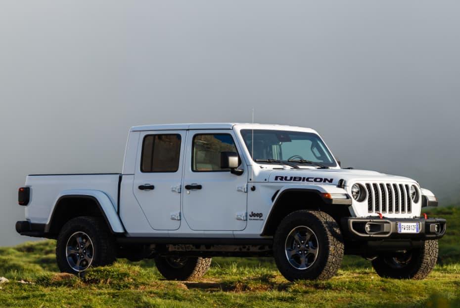 Así es el Jeep Gladiator para Europa