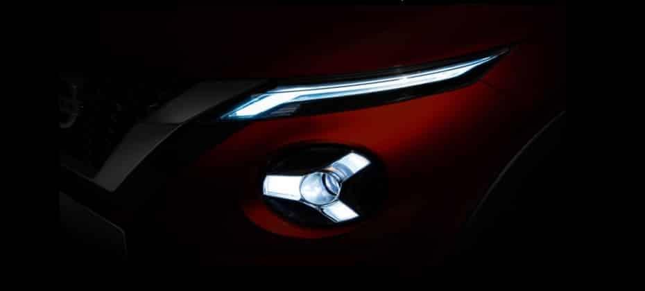 El nuevo Nissan Juke será presentado el próximo 3 de Septiembre