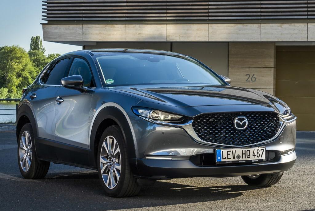 Nuevas imágenes del Mazda CX-30: Otro crossover compacto