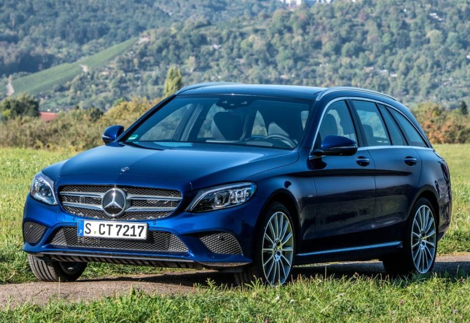 Arranca la pre-venta de los Mercedes C300de, el híbrido diésel