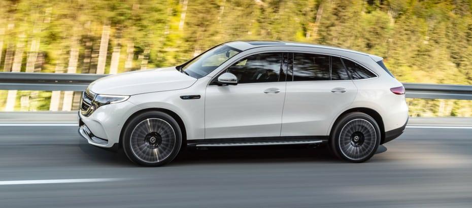 Ventas de las novedades más recientes: Se estrena el Mercedes EQC