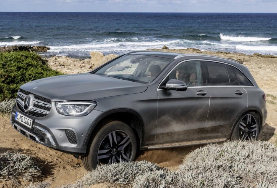 Todos los precios del renovado Mercedes GLC para España
