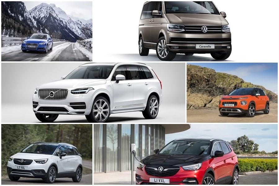 Llamadas a revisión 5 Julio: 19 modelos afectados de 10 marcas