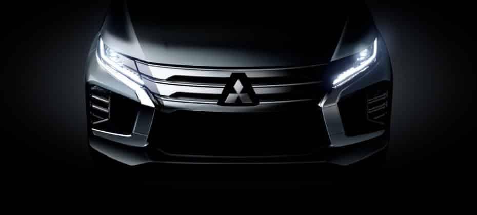 El Mitsubishi Montero Sport, pronto con cambios importantes