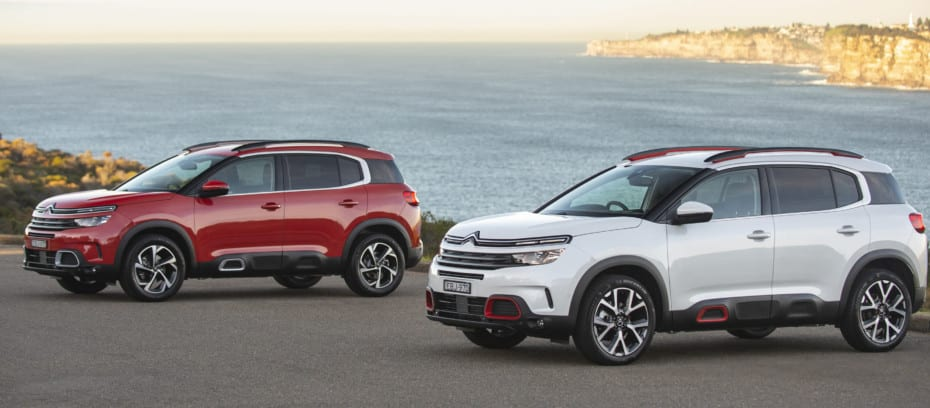 Citroën intenta reconquistar al público australiano: Con la oferta SUV