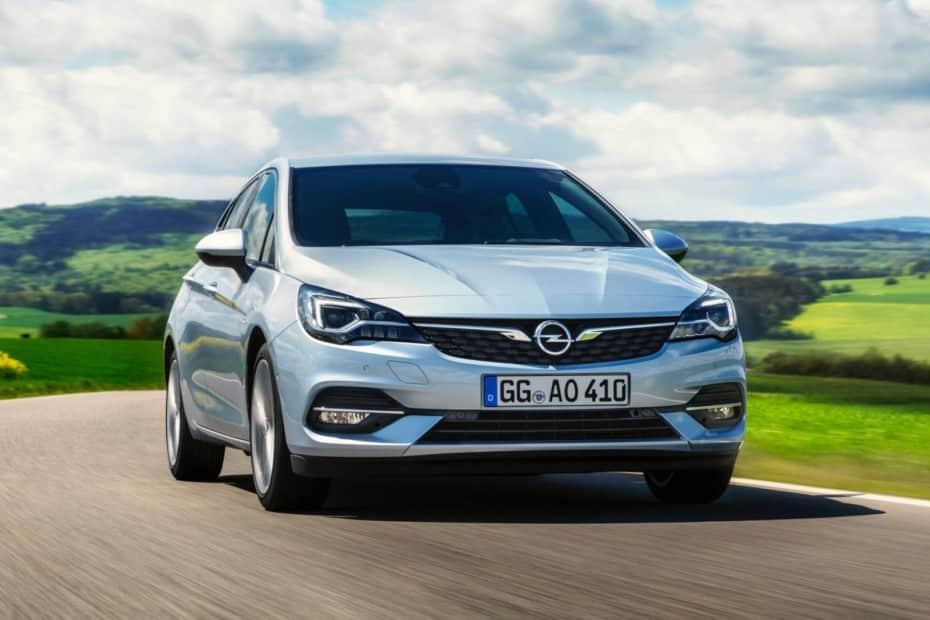 Todos los precios del renovado Opel Astra MY2020