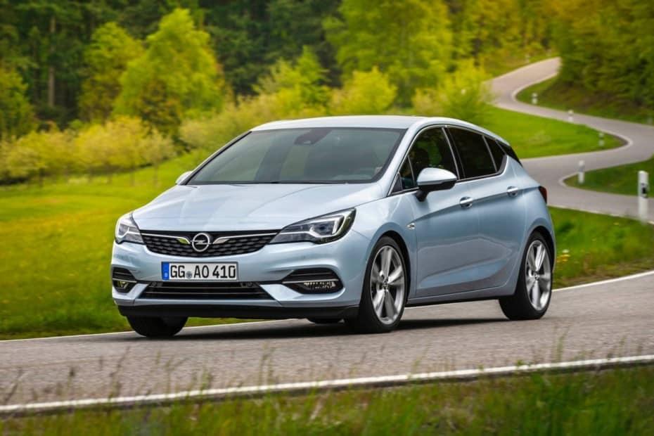 Así es el renovado Opel Astra: Lo mejor está bajo el capó