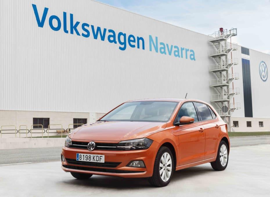 Volkswagen Navarra producirá un tercer modelo
