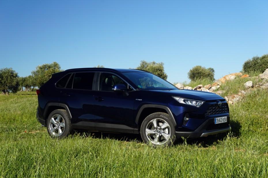 Prueba Toyota RAV4 220H Advance Plus e-CVT: Acierto seguro