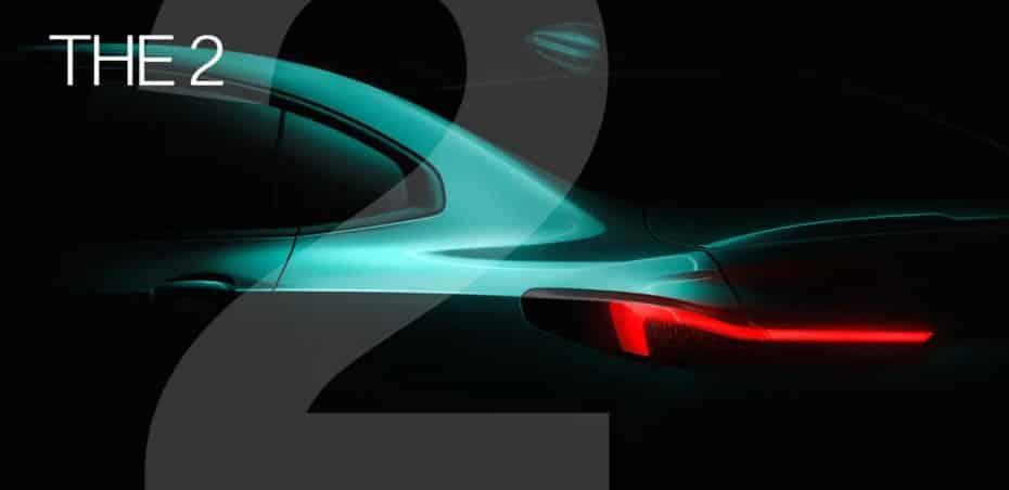 Conoceremos al BMW Serie 2 Gran Coupe de tracción delantera el 24 de Julio