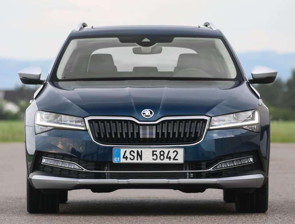 Škoda Superb III Restyling (2019) 26