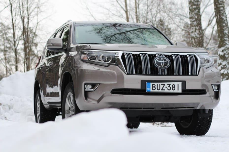 Ventas enero-junio, Finlandia: Toyota recupera el trono