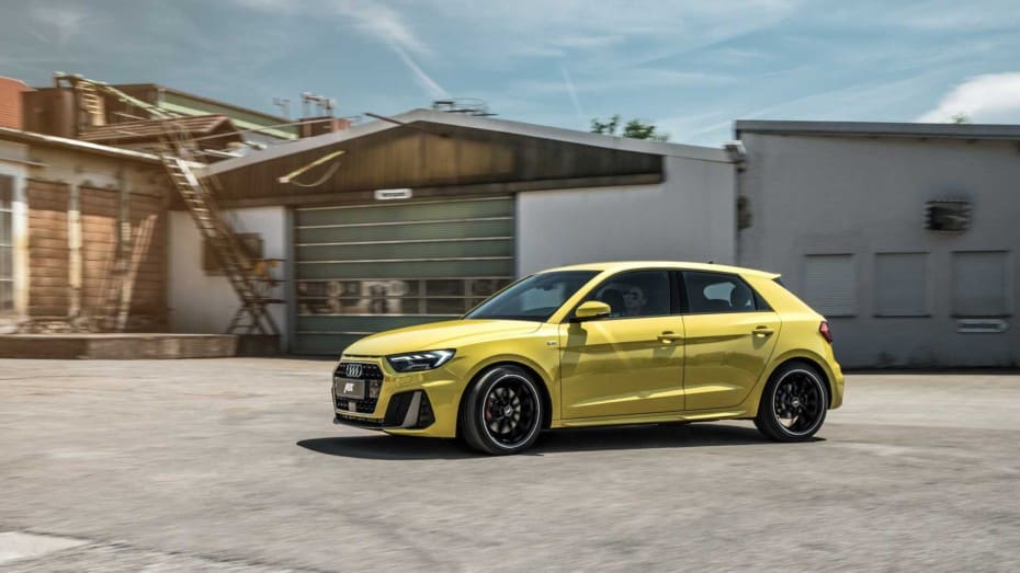 A falta de Audi S1 Sportback, bueno es este Audi A1 con 240 CV de ABT