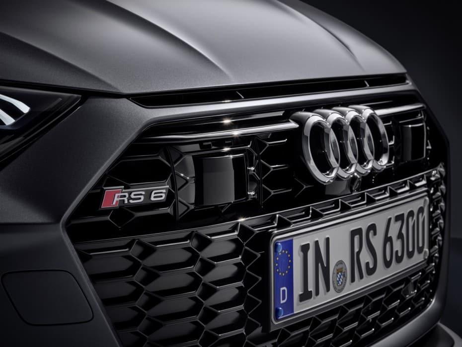 Modo 4 cilindros y sistema de 48 voltios: El Audi RS6 V8 de 600 CV tendrá pegatina ECO