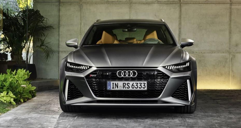 ¡Oficial!: El nuevo Audi RS6 Avant es una bestia con motor V8 biturbo de 4.0 litros y 600 CV