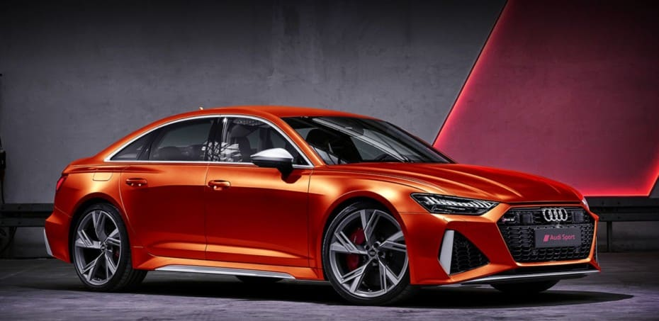 ¿Te gustaría volver a ver un Audi RS6 Sedán?: Es poco probable pero aquí tienes su aspecto…
