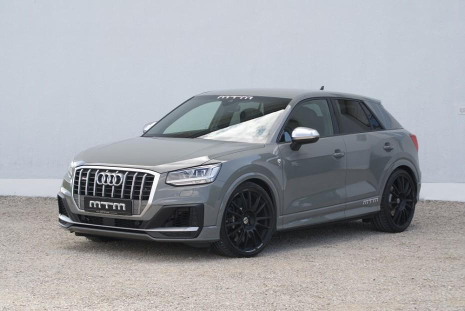No verás un Audi RSQ2, pero este SQ2 con 180 CV extra no está nada mal…
