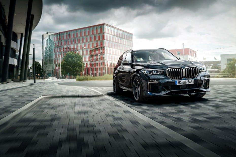 EL BMW X5 2019 más salvaje que conoces hasta la fecha es obra de AC Schnitzer