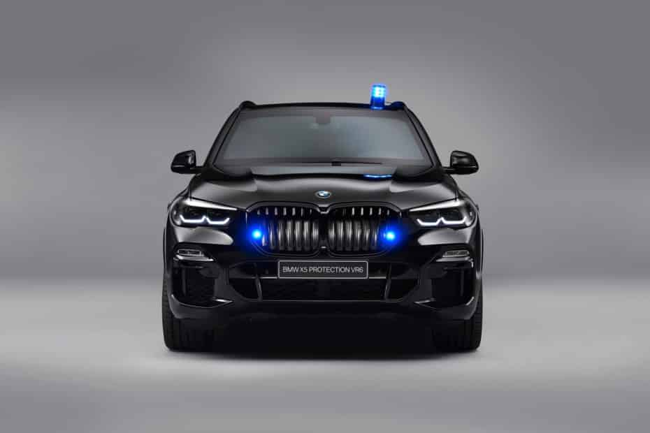 ¿Problemas con los malos?: Hazte con un BMW X5 Protection VR6 4.4 V8 y escápate