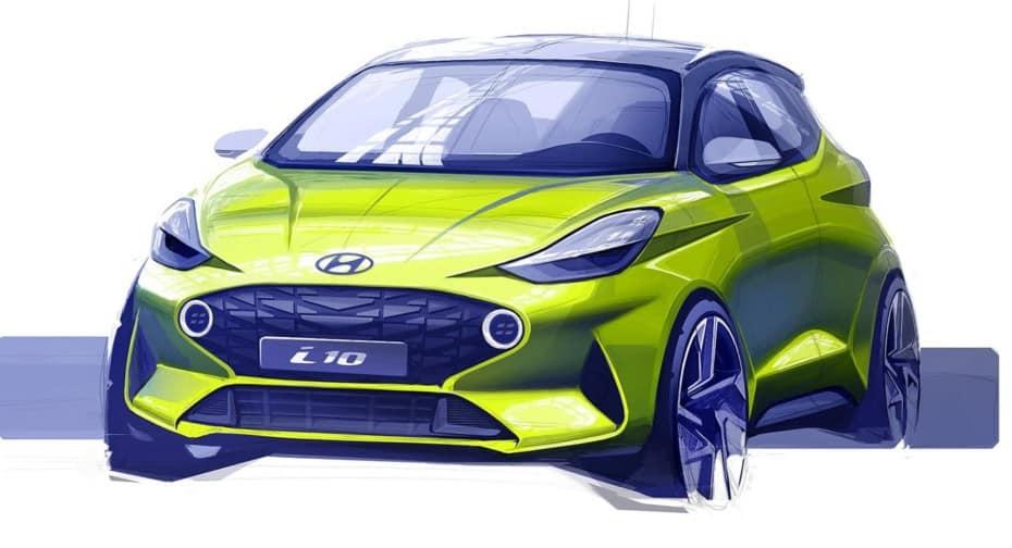 Conoceremos la tercera generación del Hyundai i10 en Frankfurt: Primeros detalles