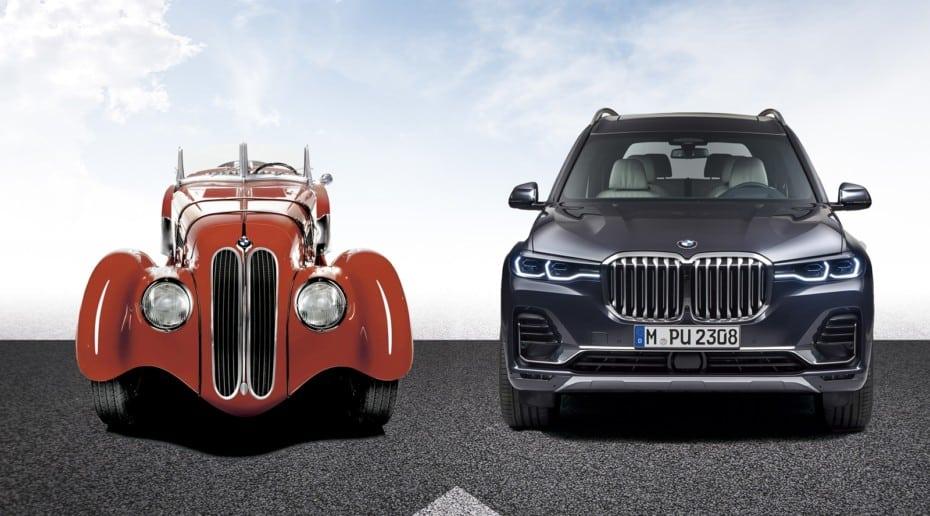 ¿Por qué son tan grandes los riñones de los últimos BMW? Así han evolucionado y evolucionarán