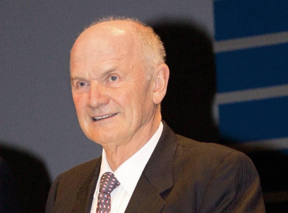 Fallece Ferdinand Piëch: Figura clave en la «grandeza» del Grupo Volkswagen