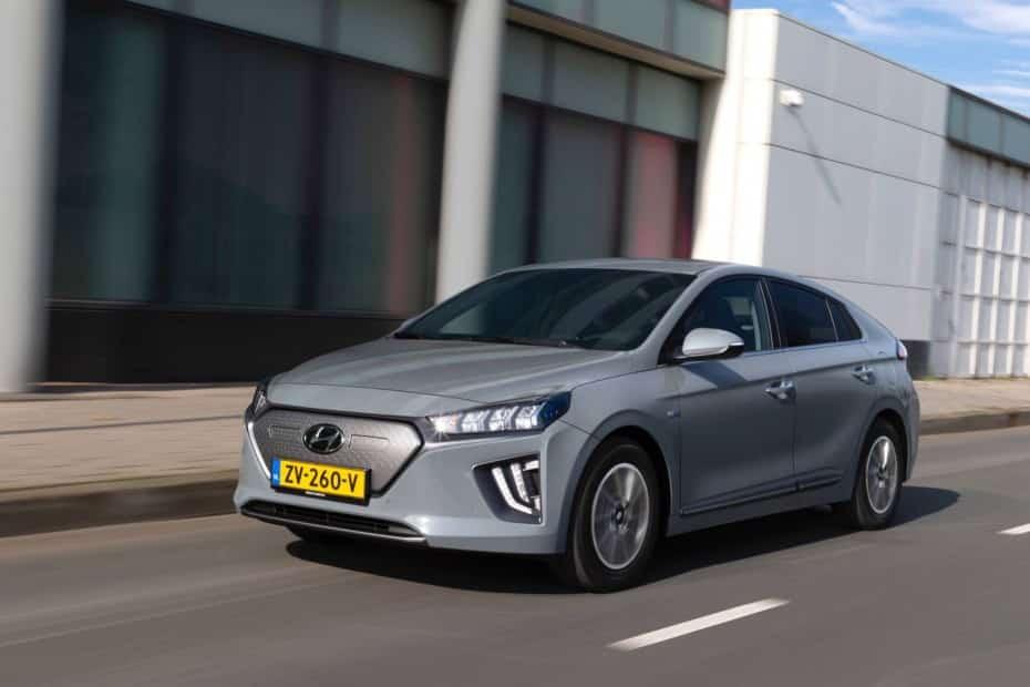 Nuevas imágenes y detalles del Hyundai Ioniq Eléctrico 2020: Llega en septiembre