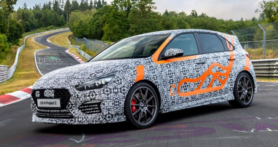 Primeros detalles del Hyundai i30 N Project C: más ligero, algo más potente y muy exclusivo