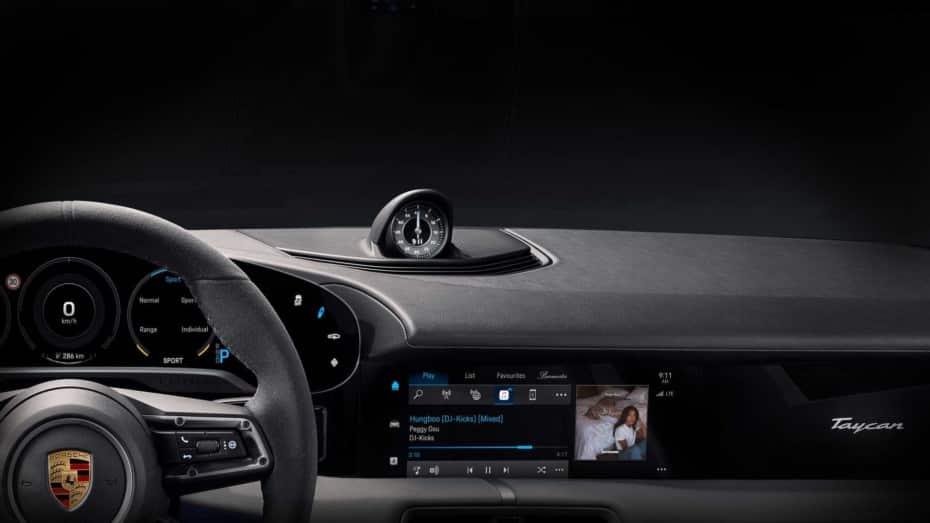 Todo sobre el interior del Porsche Taycan 2020: Mejor de lo que esperabas