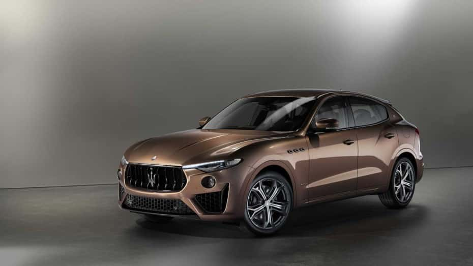 Los Maserati Quattroporte y Levante se visten de gala en su última edición limitada