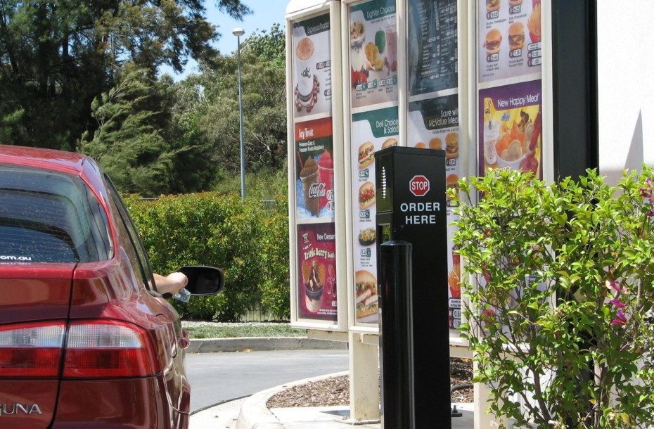 Lo último para reducir las emisiones: Prohibir la construcción de auto-servicios como el McAuto
