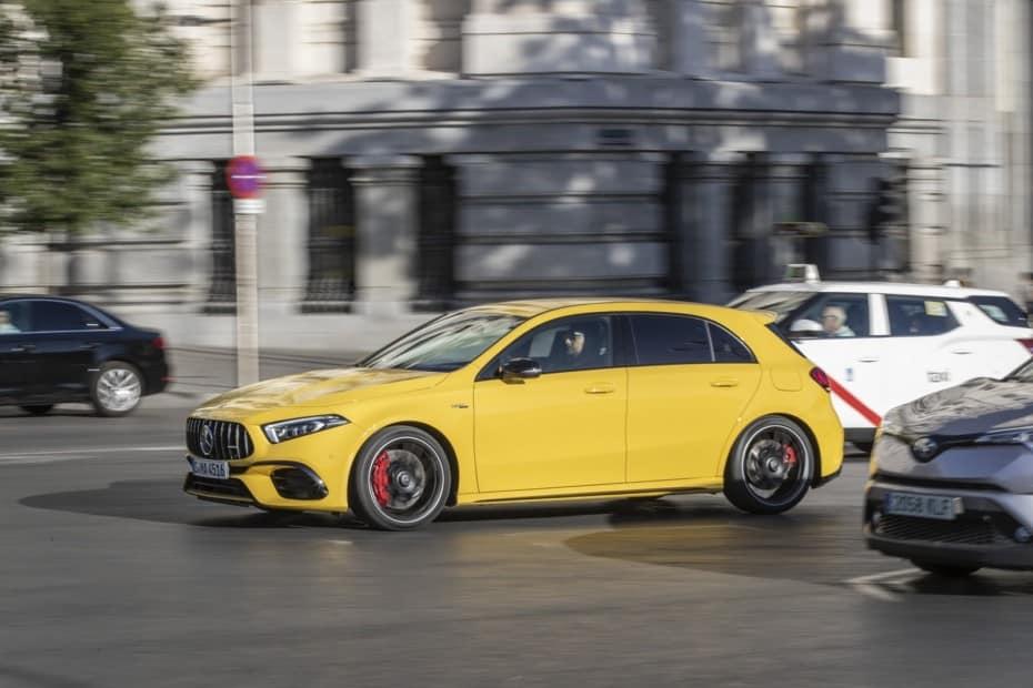 Ya puedes reservar las versiones AMG 45 S 4Matic+ de los Mercedes Clase A y CLA