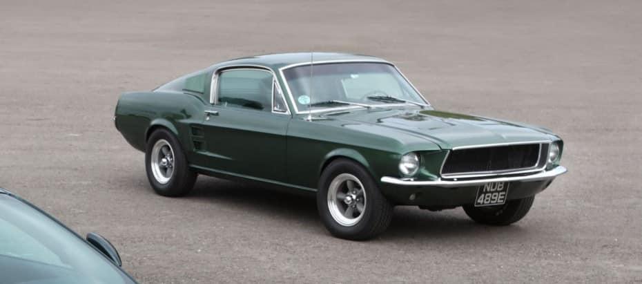 El Ford Mustang de Bullitt a subasta: Se convertirá en el Mustang más caro de la historia…